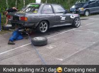 2JZ E30 trening