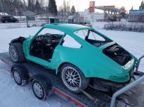Hiace, 964 turbo og 2JZ: 24. nov